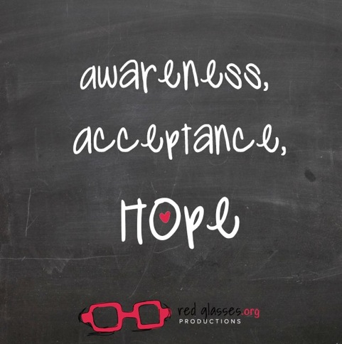 Awareness-Acceptance-hope